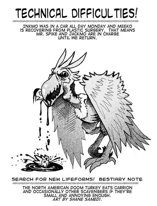 Bestiary 1