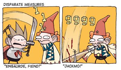 Disparate Measures
